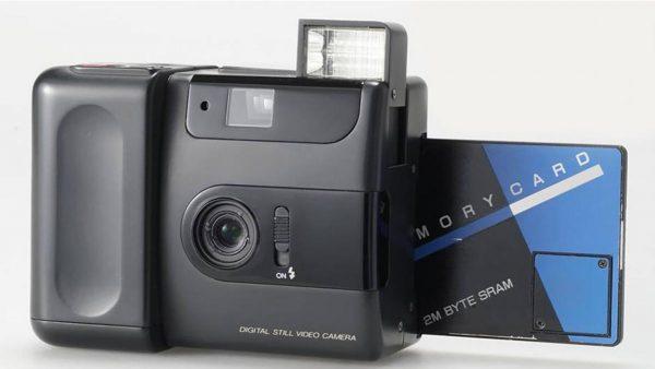 FUJIX DS-1P (fot. Fujifilm)