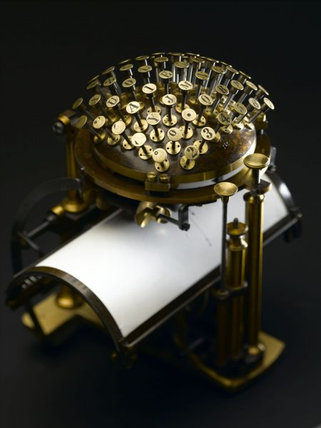 Hansen Writing Ball (fot. Peter Mitterhofer)