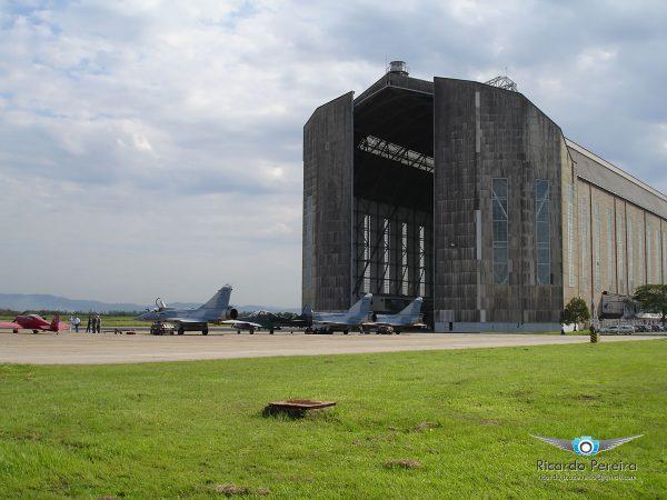 Lotnisko Bartolomeu de Gusmão współcześnie (fot. Ricardo Pereira)