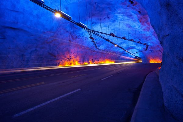 Tunel Lærdal