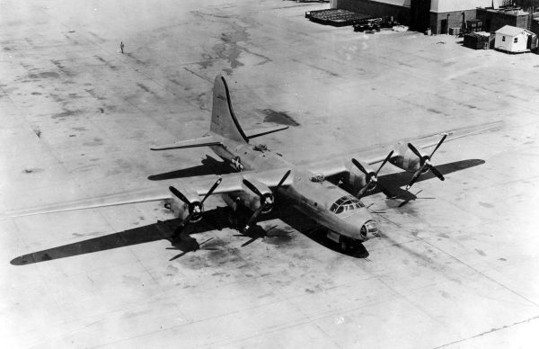 Consolidated B-32 Dominator