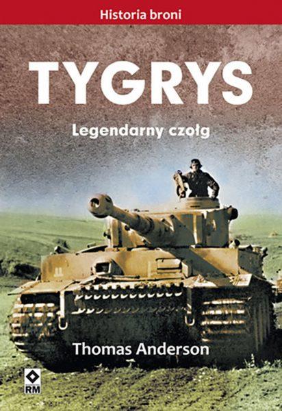 Tygrys Legendarny czołg - Thomas Anderson