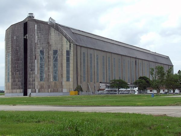 Lotnisko Bartolomeu de Gusmão współcześnie (fot. opinardireito.blogspot.com)