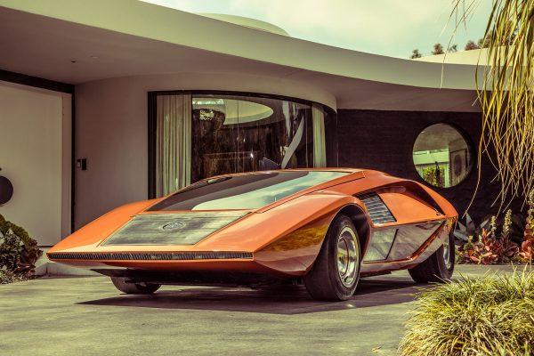 Lancia Stratos Zero (fot. automobilemag.com)