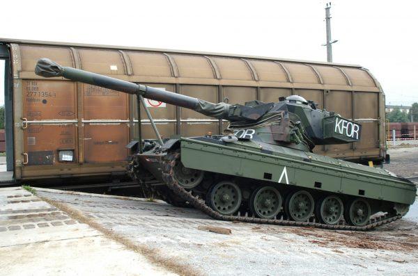 SK 105 Kürassier
