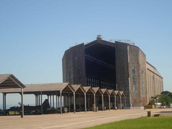 Lotnisko Bartolomeu de Gusmão współcześnie (fot. Wikimedia Commons)