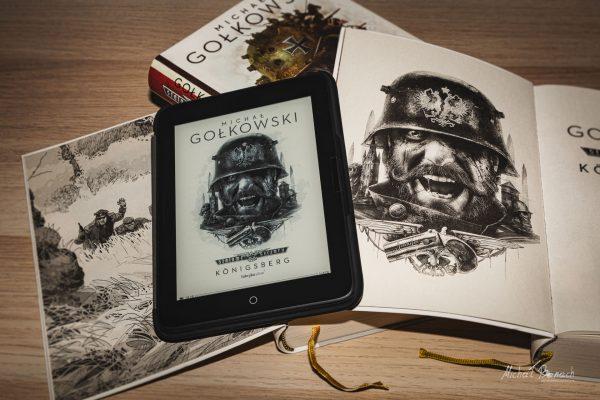 Współczesne czytniki e-booków mają coraz lepszą jakość (fot. Michał Banach)