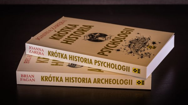 Krótka historia archeologii i Krótka historia psychologii
