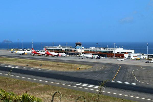 Port lotniczy Madera (fot. William Verguet)