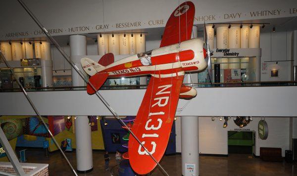 Travel Air Type R (NR1313) współcześnie (fot. Johnny Comstedt)