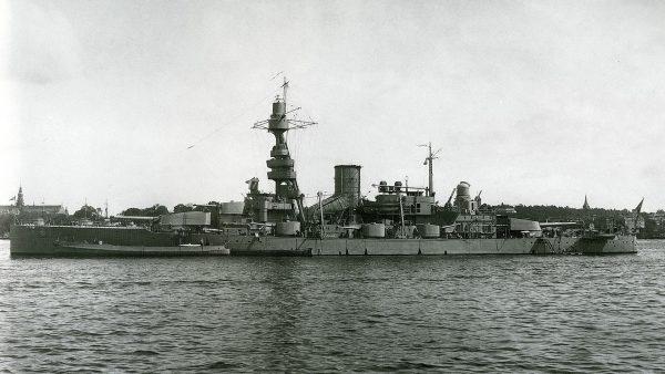 HSwMS Gustaf V
