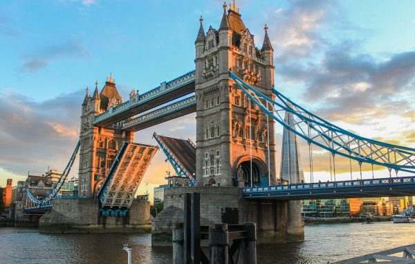 Tower Bridge (fot. pixabay.com)