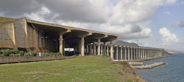 Port lotniczy Madera (fot. Richard Bartz)