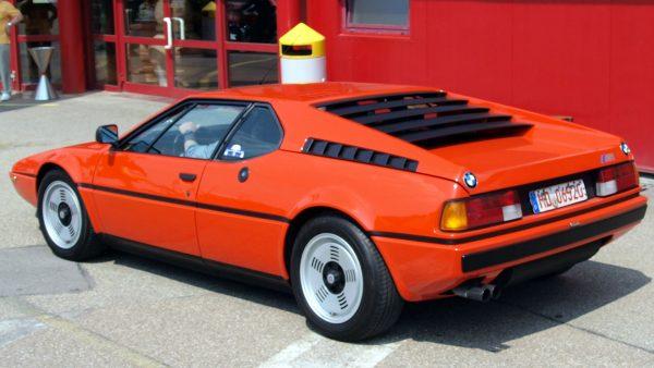 BMW M1 (fot. AlfvanBeem/Wikimedia Commons)