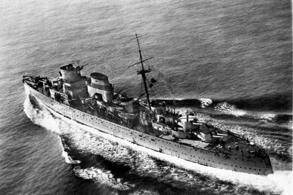 Krążownik Canarias lub Baleares