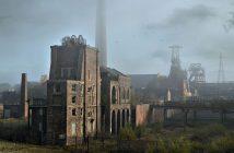 Opuszczona kopalnia węgla Chatterley Whitfield
