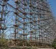 Oko Moskwy - radar Duga w Czarnobylu
