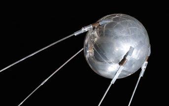 Sputnik 1 - pierwszy sztuczny satelita Ziemi