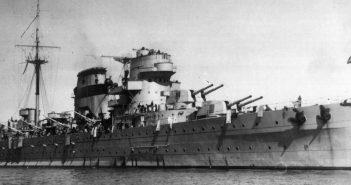 Hiszpańskie ciężkie krążowniki typu Canarias
