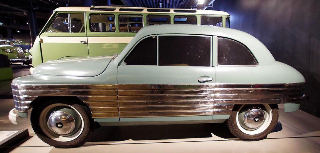 Jedyny w swoim rodzaju REAF-1950