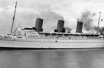 RMS Empress of Britain - największa ofiara u-bootów