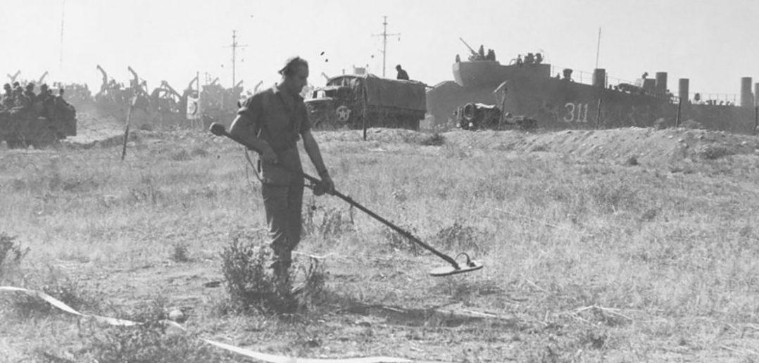 Krótka historia wykrywacza min