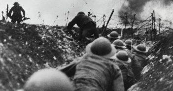 Zakończenie I wojny światowej