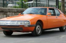 Citroën SM - sportowy następca modelu DS