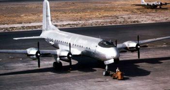Douglas C-74 Globemaster - pierwszy Globemaster