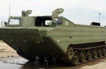PTS - (prawie) niezatapialny transporter pływający