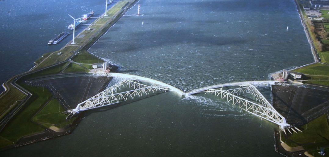 Plan Delta - czyli jak Holandia walczy z morzem