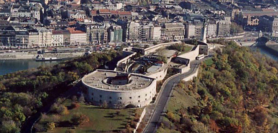 Cytadela na Górze Gellerta w Budapeszcie
