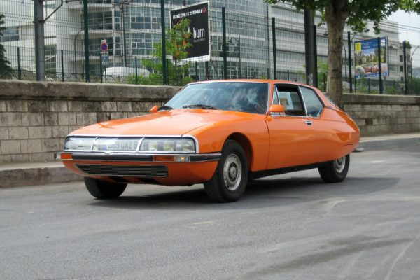Citroën SM (fot. Jesper2cv/Flickr.com)