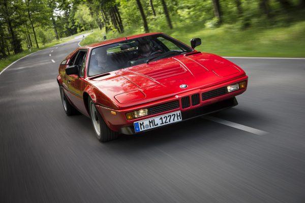 BMW M1 (fot. BMW AG)