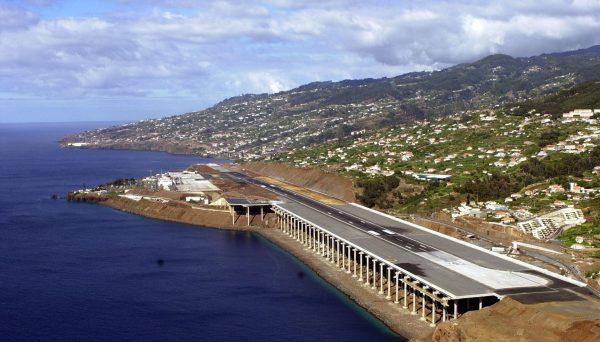 Port lotniczy Madera (fot. reddit.com)