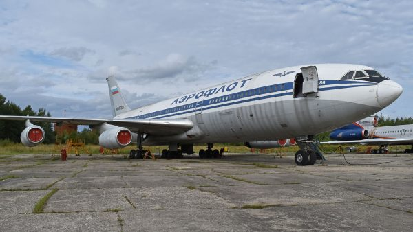 Ił-86 (fot. Alan Wilson)