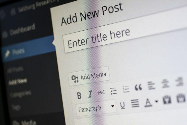 Do obsługi WordPressa nie jest potrzebna specjalistyczna wiedza