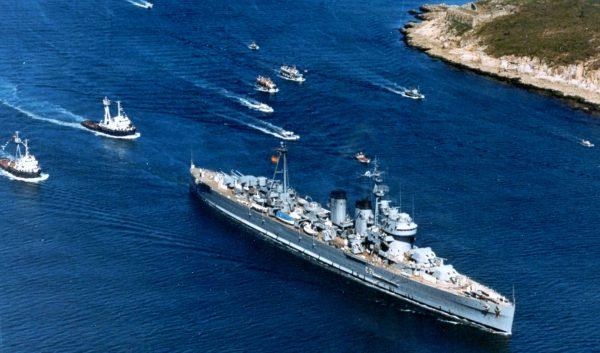 Krążownik Canarias