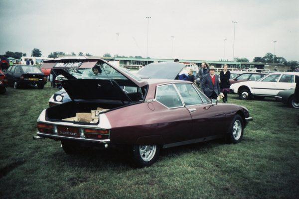 Citroën SM (fot. Andrew Bone)