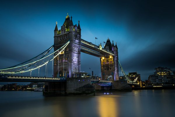 Tower Bridge (fot. Graeme Tozer)