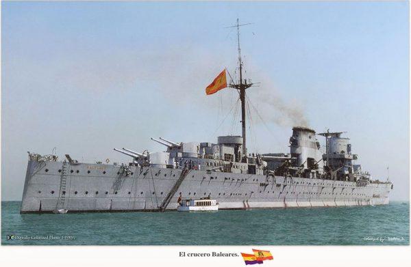 Krążownik Baleares