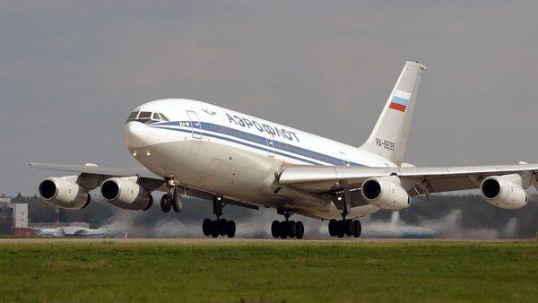 Ił-86 (fot. Leonid Faerberg)