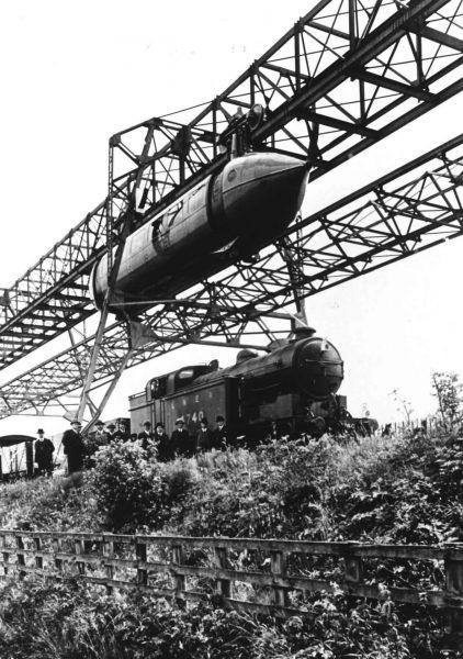 Railplane