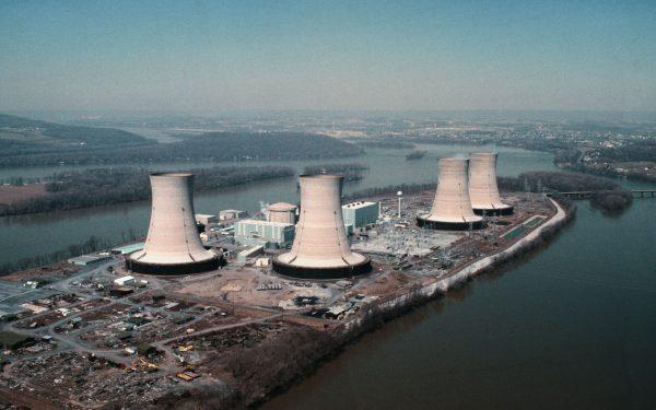 Elektrownia jądrowa Three Mile Island (fot.  fairewinds.org)