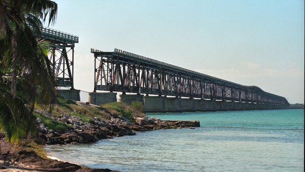 Bahia Honda Rail Bridge (fot. Jerzy Strzelecki)