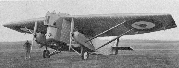 Bombowiec Farman F.123