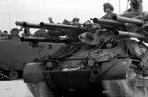 Amerykański lekki niszczyciel czołgów M50 Ontos