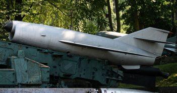 S-2 Sopka - pierwszy radziecki przeciwokrętowy pocisk manewrujący