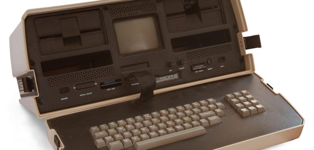 Krótka historia pierwszych laptopów