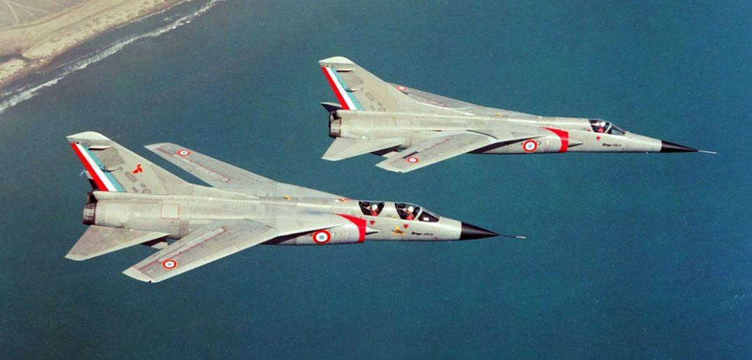 Zapomniany Dassault Mirage G